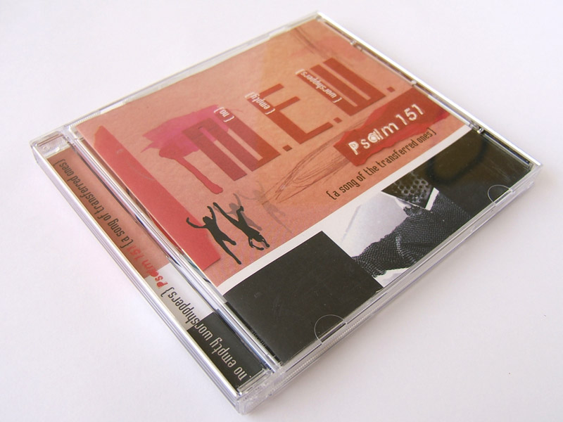 NEW – CD Cover
