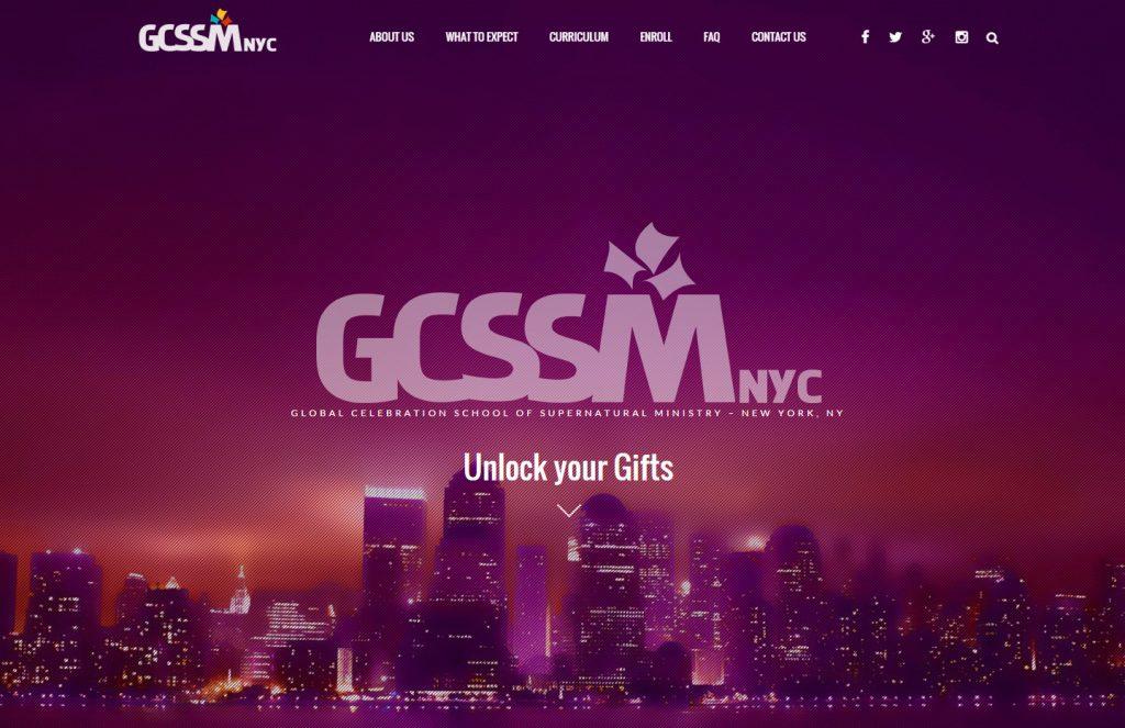 GCSSM – New York