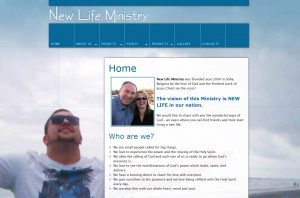New Life Ministry
